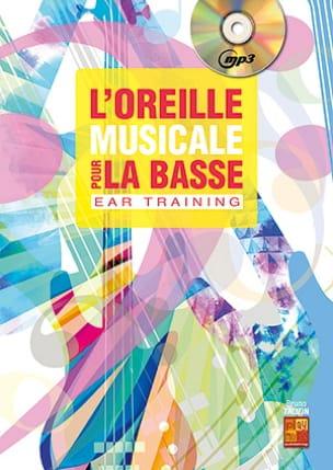 L'Oreille Musicale Pour La Basse (Ear Training) laflutedepan