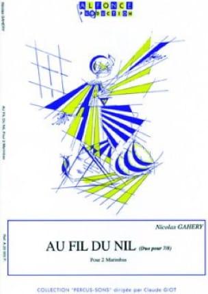 Au Fil du Nil Duo Pour 7/8 - Nicolas Gahery - laflutedepan.com