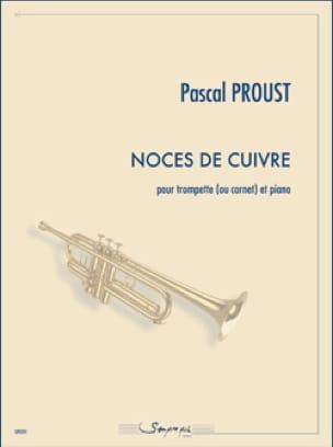 Noces de cuivre - Pascal Proust - Partition - laflutedepan.com