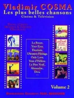 Les Plus Belles Chansons Volume 2 Vladimir Cosma laflutedepan