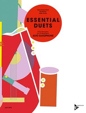 Essential Duets Ed Harlow, Koch Claus Henry & Mike Curtis laflutedepan