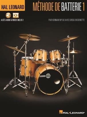 Hal Leonard Méthode de Batterie Volume 1 - Version française laflutedepan