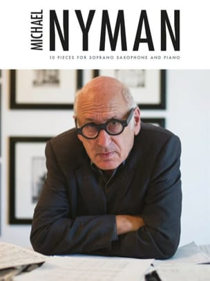 10 Pieces For Soprano Saxophone And Piano Michael Nyman laflutedepan