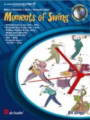 Moments of swing - Rik Elings - Partition - laflutedepan.com