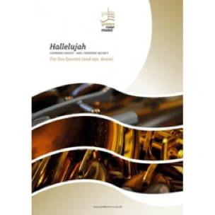 Hallelujah - Quatuor de Saxophones - Leonard Cohen - laflutedepan.com