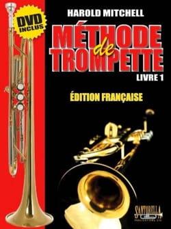 Méthode de Trompette Livre 1 Harold Mitchell Partition laflutedepan
