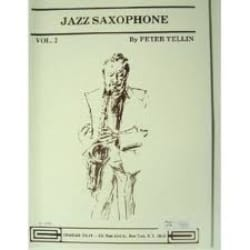 Jazz Saxophone Volume 2 Peter Yellin Partition laflutedepan