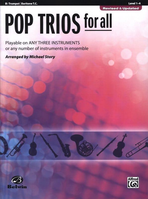 Pop trios for all - Revised & Updated - laflutedepan.com
