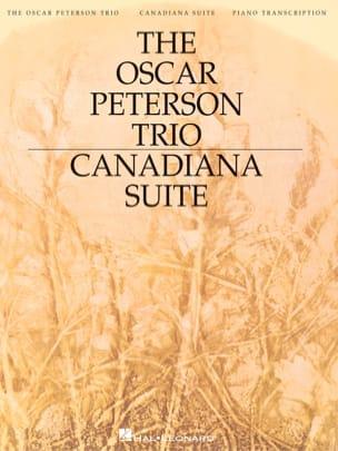 Canadiana Suite Oscar Peterson Partition Jazz - laflutedepan