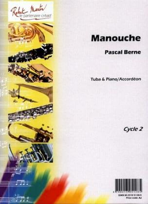Manouche Pascal Berne Partition Tuba - laflutedepan