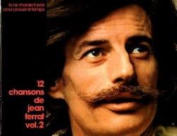 Jean Ferrat - 12 canciones de Jean Ferrat volumen 2 - Partition - di-arezzo.es