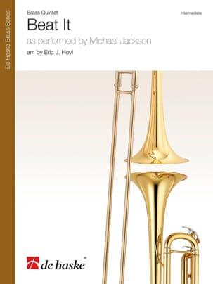 Beat it - Quintette de Cuivres Michael Jackson Partition laflutedepan
