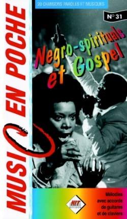 Music en poche N° 31 - Negro-spirituals et gospel laflutedepan