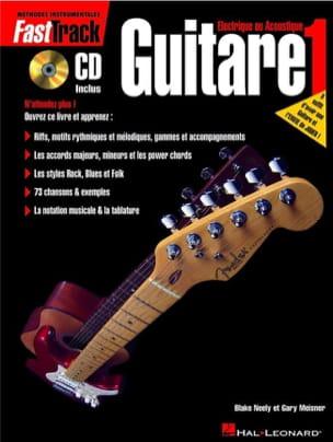 Fast Track Guitare 1 - Edition française laflutedepan