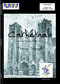 Cathédrale Thierry Deleruyelle Partition laflutedepan