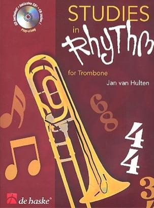 Studies In Rhythm Jan Van Hulten Partition Trombone - laflutedepan
