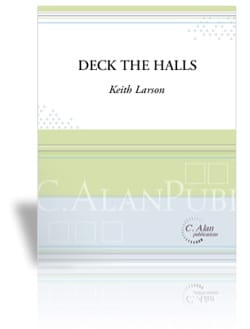 Deck the Halls Falalalala Traditionnel Partition laflutedepan