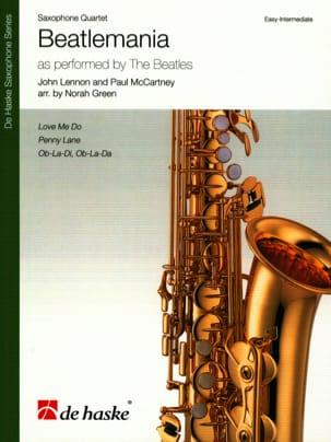 Beatlemania - Quatuor de Saxophones - Beatles - laflutedepan.com