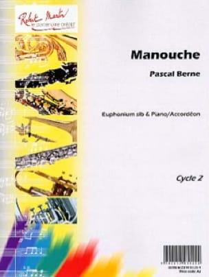 Manouche - Pascal Berne - Partition - Tuba - laflutedepan.com