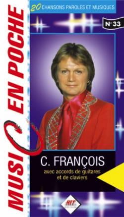 Music en poche N° 33 Claude Francois Partition laflutedepan