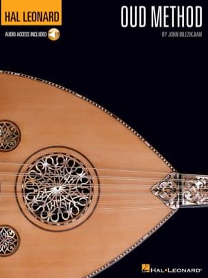 Oud method John Bilezikjian Partition Musique du monde - laflutedepan