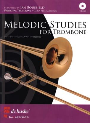 Melodic Studies For Trombone Bertrand Moren Partition laflutedepan