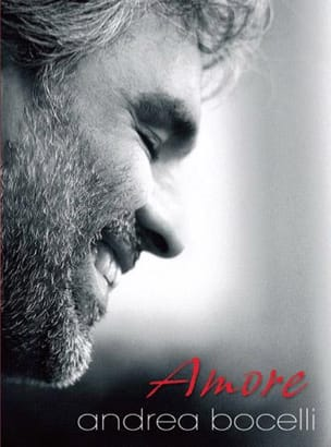 Amore Andrea Bocelli Partition Pop / Rock - laflutedepan