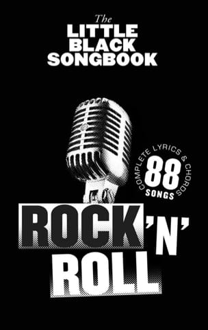 The Little Black Songbook - Rock 'n' Roll Partition laflutedepan