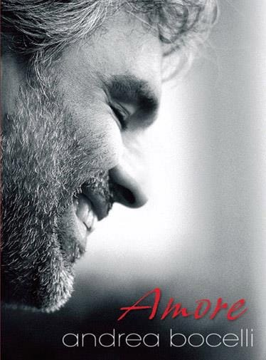 Amore - Andrea Bocelli - Partition - Pop / Rock - laflutedepan.com