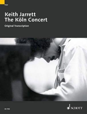 The Köln Konzert Keith Jarrett Partition Jazz - laflutedepan