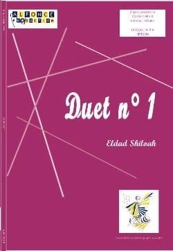 Duet N° 1 Eldad Shiloah Partition laflutedepan