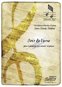 Soir de Lune Christine Marty-Lejon & Jean-Claude Soldano laflutedepan