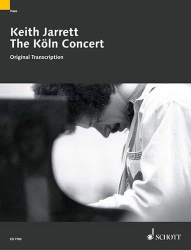 The Köln Konzert - Keith Jarrett - Partition - Jazz - laflutedepan.com