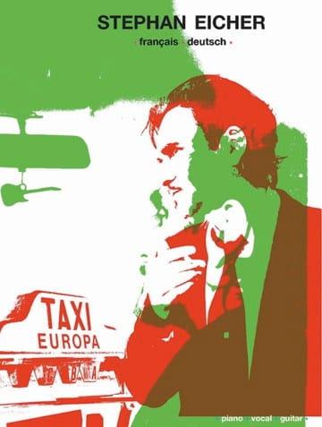 Taxi Europa - Stephan Eicher - Partition - laflutedepan.com