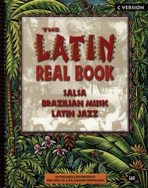 The Latin Real Book Partition Jazz - laflutedepan
