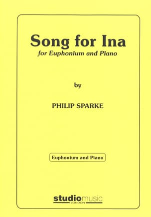 Philip Sparke - Song For Ina - Partition - di-arezzo.co.uk