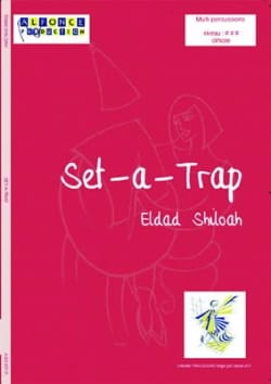 Set-A-Trap - Eldad Shiloah - Partition - laflutedepan.com