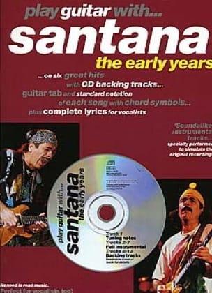 Play Guitar With... Santana The Early Years - laflutedepan.com