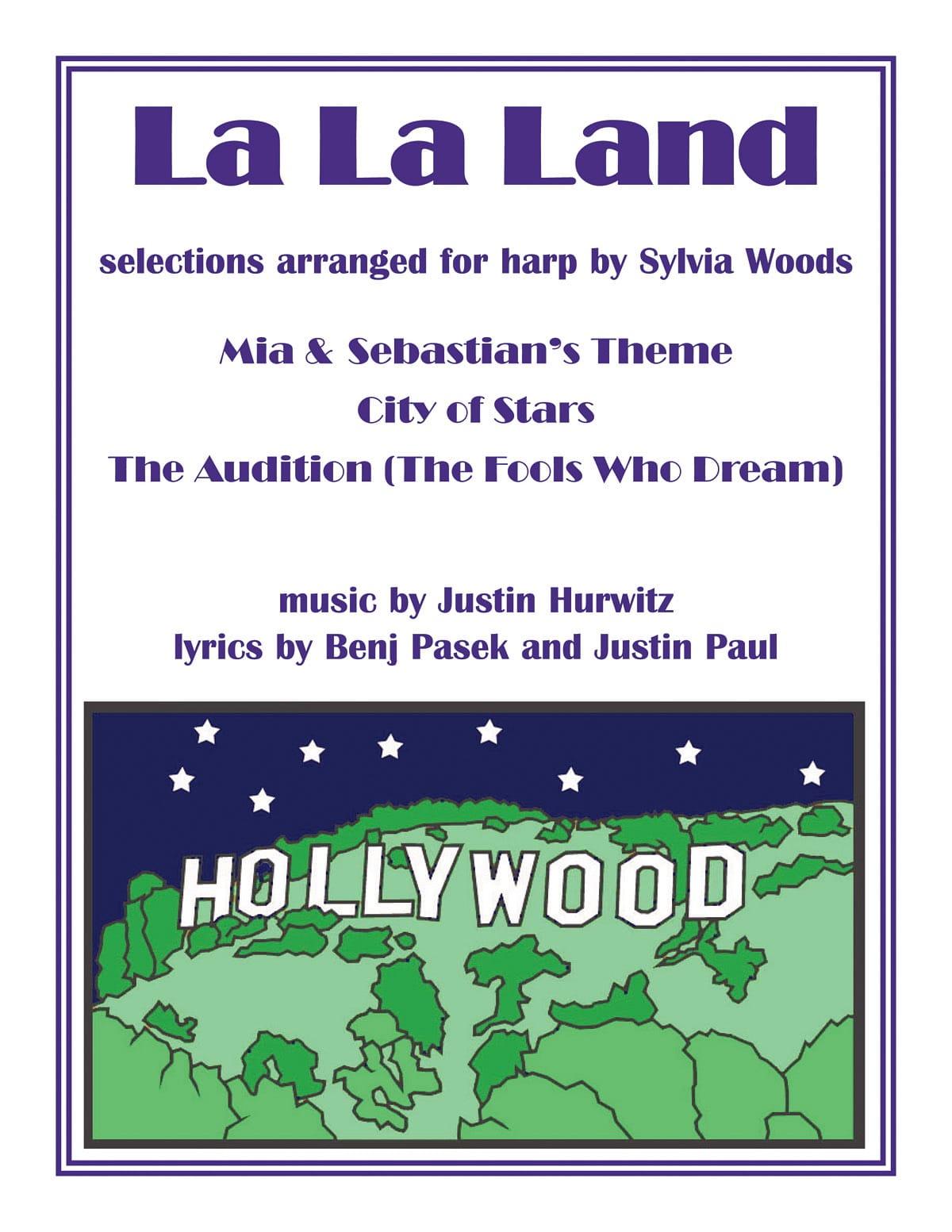 La La Land arrangé pour Harpe - LA LA LAND - laflutedepan.be