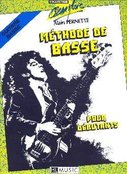 Méthode de Basse Pour Débutants - Alain Pernette - laflutedepan.com