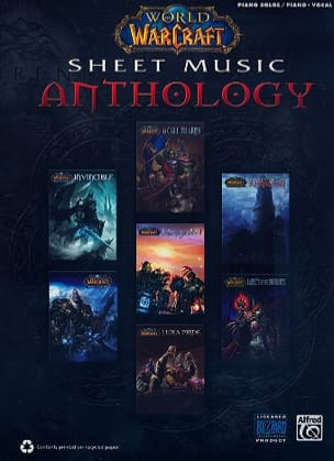 World of Warcraft Sheet Music Anthology laflutedepan