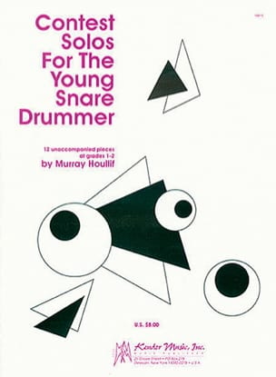 Contest Solos For The Young Snare Drummer Murray Houllif laflutedepan