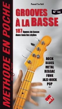 Méthode en poche N° 56 - Grooves à la basse laflutedepan
