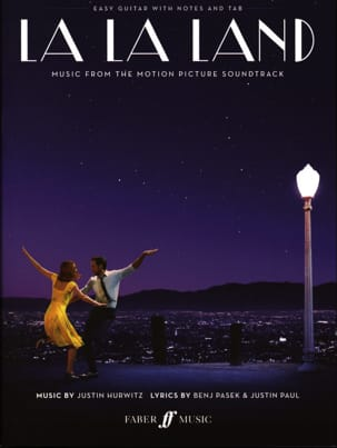 LA LA LAND - La La Land - ムービーミュージック - Easy Guitar - Partition - di-arezzo.jp