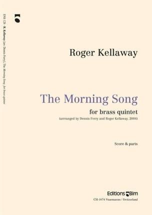 The Morning Song Roger Kellaway Partition laflutedepan