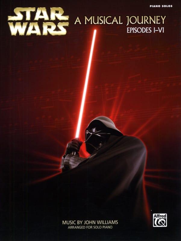 Star Wars A Musical Journey, Episodes I-VI - laflutedepan.com