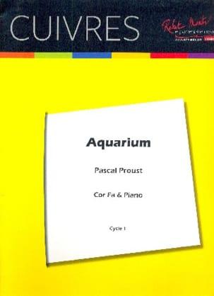 Aquarium Pascal Proust Partition Cor - laflutedepan