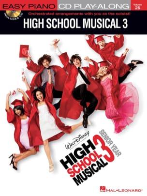 High School Musical 3 Volume 25 DISNEY CHANNEL Partition laflutedepan