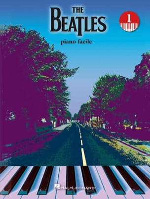 The Beatles - Piano facile Volume 1 Beatles Partition laflutedepan