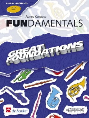 Fundamentals - James Curnow - Partition - Trompette - laflutedepan.com